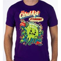 Playera O Camiseta Kool Aid Monster Sabores 100% Original