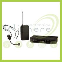 Micrófono Inalámbrico De Diadema Shure Blx14/pg30 - Winners