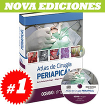 Atlas De Cirugía Periapical 1 Tomo + 1 Cd Rom