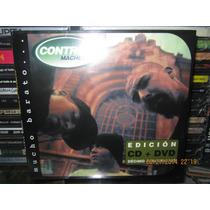 Control Machete - Cd+dvd - Mucho Barato Nuevo Dijipack