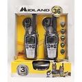 Radios Midland Gxt860 De 36 Millas