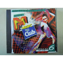 Music Club Nestle Cd Rock Latino Promo De Coleccion