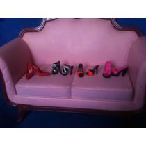 Zapatos, Botas, Zapatillas Top Model, Barbies, My Scene