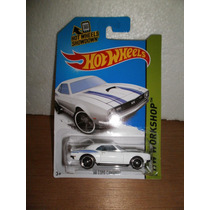 Hot Wheels 68 Copo Camaro Blanco 224/250 2014