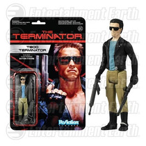 Terminator T-800 Leather Jacket Reaction 3.5 Pulg Tipokenner
