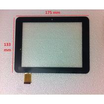 Touch Cristal Tablet Colortab Cuadrada Vbf A-1001