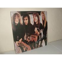 Vintage Lp Metallica The $5.98 E.p. Garage Days Re-revisited