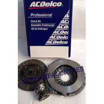 Kit Clutch Corsa,tornado,meriva Manual Acdelco