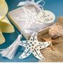 Ideas Recuerdo Separador De Libro Estrella De Mar Babyshower