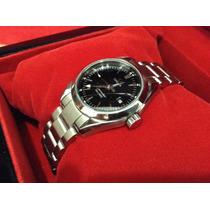 Omega Seamaster Aqua Terra 30 Mm Dama Tag Rolex Cartier Hm4