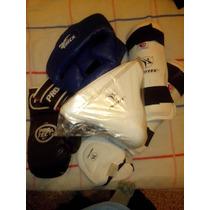 Equipo Proteccion Protec Kickboxing