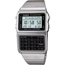 Casio Dbc-611-1df Reloj Para Hombre Vintage Con Banda Acero