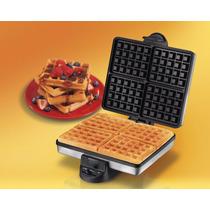 Waflera Proctor Silex 4-piece Belgian Waffle Maker