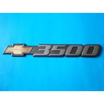 Emblema 3500 Chevrolet Camioneta