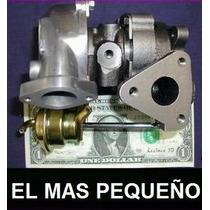 Turbo Para Motocicleta Aumento De 100hp, El Mas Pequeño