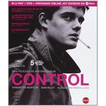 Blu-ray Original Control Joy Division Ian Curtis Ant Corbijn