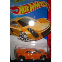 Hot Wheels 2014 Mastretta Mxr 6u5
