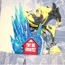 Transformers Bumblebee Lampara Nocturna Envio Gratis