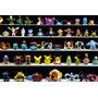 Pokemon Figuras Lote 150 Diferentes Pikachu Coleccion Azar