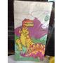 Dinosaurios Mantel De Papel Tissu Para Tablon Importado