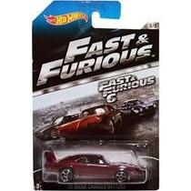 Hot Wheels Fast & Fourios Rapido Y Furioso Charger Daytona