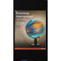 Economia Internacional Teoria Y Politica Krugman Pearson 9ed