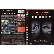 Pelicula Dvd La Boda La Novia De Chucky Bride Of Chucky Gore