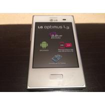 Lg E400f L3 Color Blanco Liberado $1499 Con Envio.