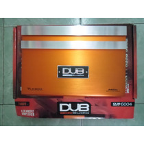 Dub Ampilficador 4 Canales 2400 Whatts Clase A/b