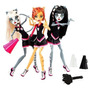 Monster High 3 Pack Fearleading Werecats
