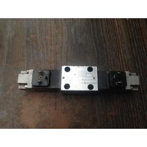 Valvula Direccional Hidraulica 4/3 Vias 24 Vdc