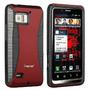 Caso Híbrido Insten Compatible Con Motorola Droid Bionic Xt8