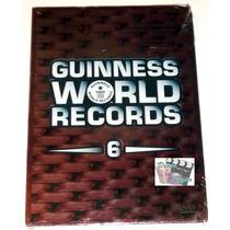 Dvd: Guinness World Records -6- Nuevo Y Sellado!!