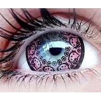Pupilentes Big Eyes Kitty Ojos De Muñeca, Envios Todo Mexico