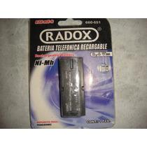 Bateria Pila Panasonic Hhr-p105 P Telefono Inalambrico Casa