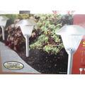 Subasta 6 Lamparas Solares Jardin O Exterior Autorecargables