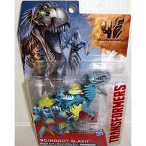 Transformer Ad-25 Dinobot Slash Japonesa