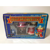 One Piece Tony Chopper Banpresto Figura Promocional Original