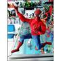 Spiderman,tipo Mego,hasbro 2006,loose,traje Tela,mide 23 Cm