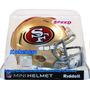 Nfl Mini Casco Speed Riddell 49ers San Francisco Helmet 49es