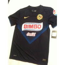 Jersey Azul Amrica Talla S Temporada 2013 - 2014