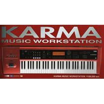 Korg Karma Manual En Español
