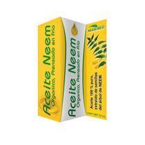 Aceite Neem Prensado En Frio (organico)