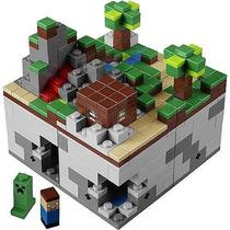 Tb Lego Minecraft, Micro World 21102