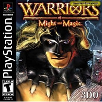 Warrior Of Might And Magic Ps1 Compatible Con Ps2