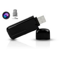 Cámara Espía Usb Mini U8 Video Audio Fotos Graba En Micro Sd