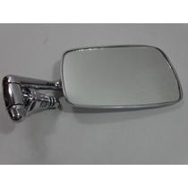 Espejo Cromado Vocho Sedan Original Nuevo Vw