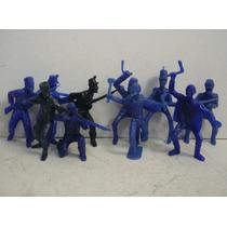 Soldados Guerra México Contra Francia - Figuras De Juguete