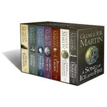 Game Of Thrones Juego De Tronos Box Set 7 Libros - Nuevos
