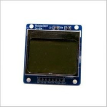 Lcd Grafico Nokia 5110 84x48 Pcd8544 (arduino, Avr, Pic)